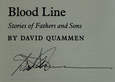 Image for Blood Line: Stories of Fathers and Sons