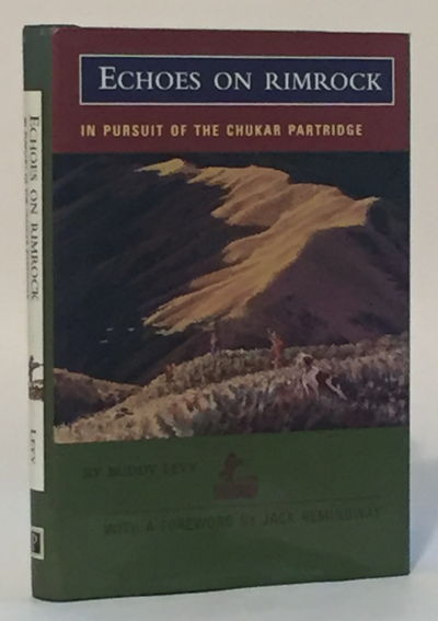 Image for Echoes on Rimrock: In Pursuit of the Chukar Partridge