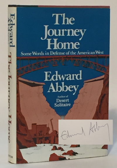 Image for The Journey Home: Some Words in Defense of the American West