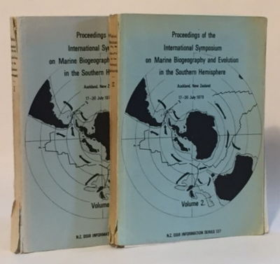 Image for Proceedings of the International Symposium on Marine Biogeography and Evolution in the Southern Hemisphere, Auckland, New Zealand, 17-20 July 1978 Volumes I & II