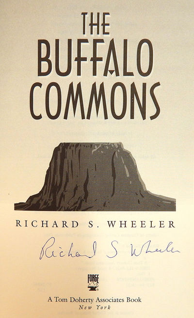 Image for The Buffalo Commons