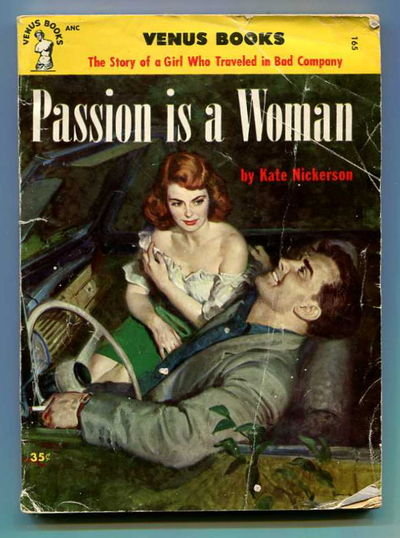 Image for Passion is a Woman