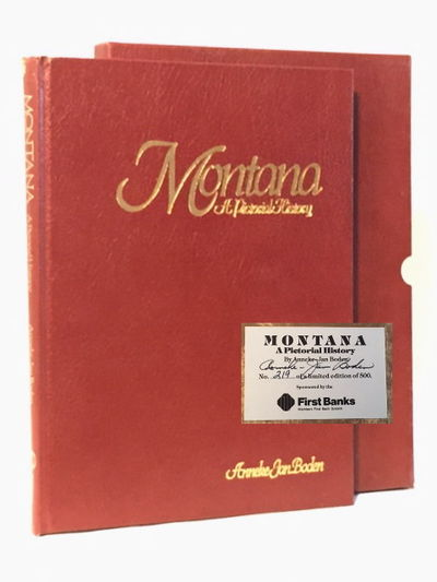 Image for Montana: A Pictorial History