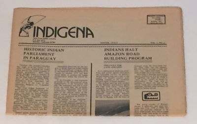 Image for Indigena: News From Indian America (Winter 1974-5, Vol. 1, No. 3)
