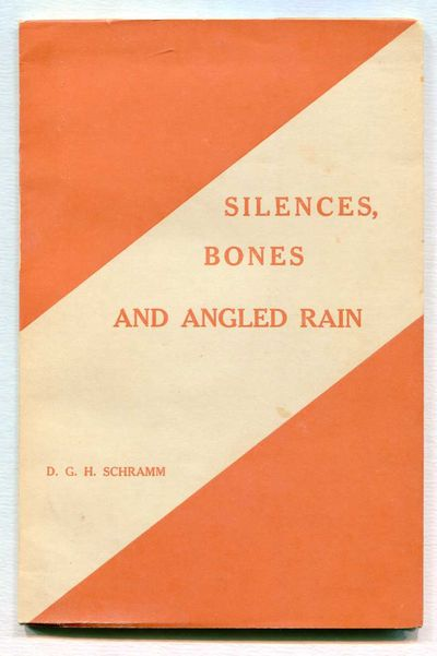 Image for Silences, Bones and Angled Rain