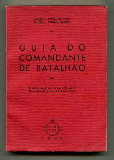 Image for Guia do Comandante de Batalhao [Battalion Commander's Guide]