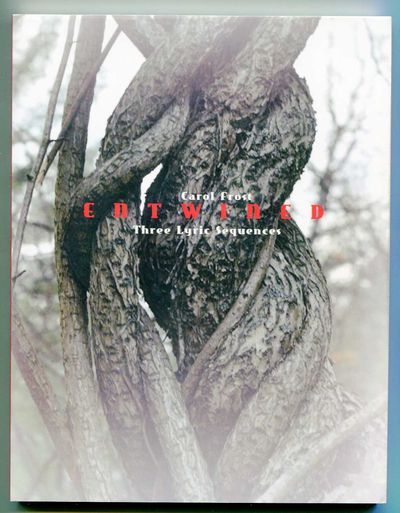 Image for Entwined: Three Lyric Sequences