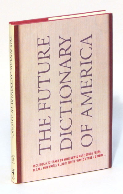 Image for The Future Dictionary of America (Book and CD)