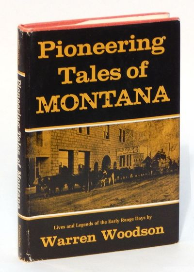 Image for Pioneering Tales of Montana