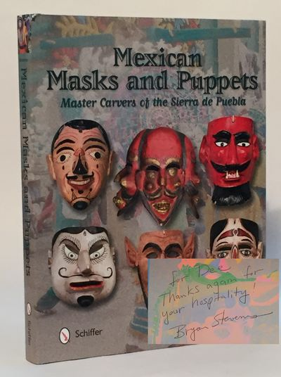 Image for Mexican Masks and Puppets: Master Carvers of the Sierra de Puebla