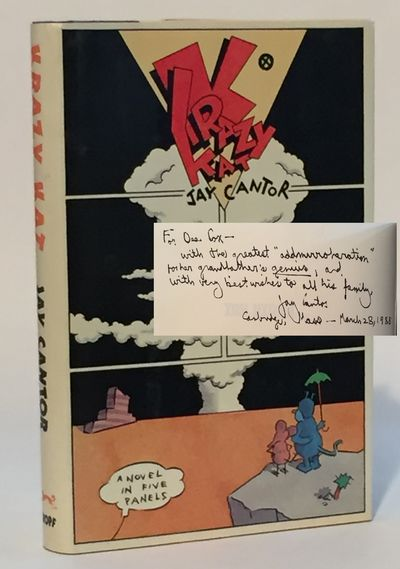 Image for Krazy Kat: A Novel in Five Panels
