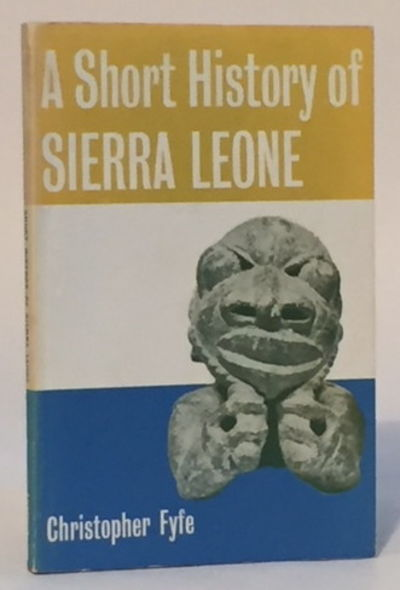 Image for A Short History of Sierra Leone