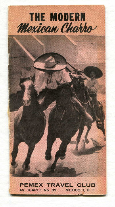 Image for The Modern Mexican Charro