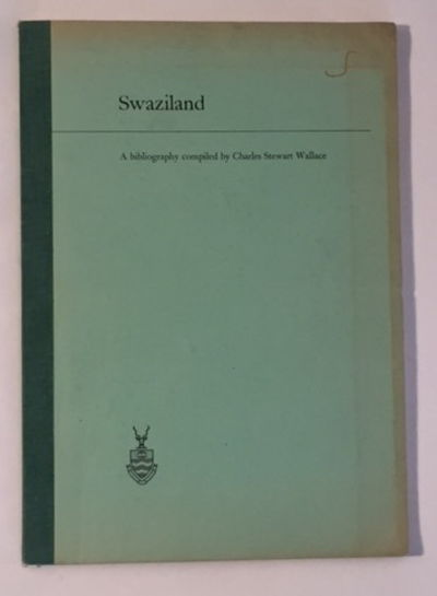 Image for Swaziland: A Bibliography