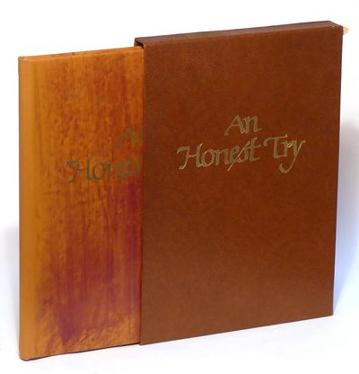 Image for An Honest Try [limited edition in slipcase]
