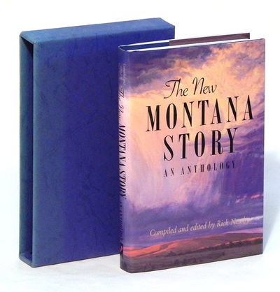 Image for The New Montana Story: An Anthology