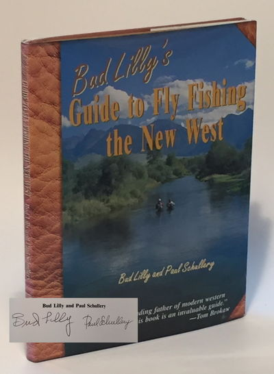 Image for Bud Lilly's Guide to Fly Fishing the New West