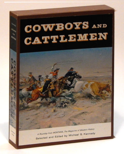 Image for Cowboys and Cattlemen: A Roundup from Montana, The Magazine of Western History