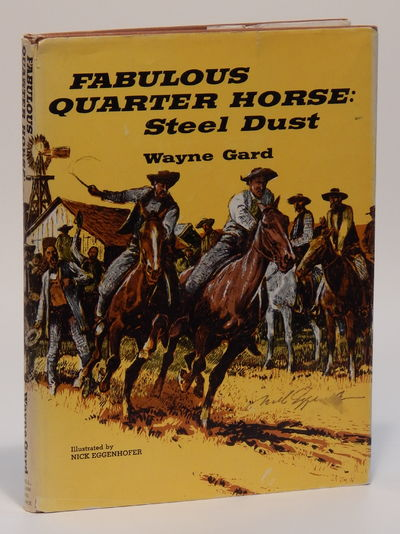 Image for Fabulous Quarter Horse: Steel Dust