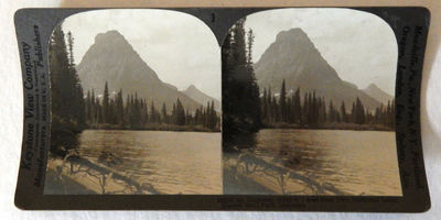 Image for Glacier National Park Stereoview Set