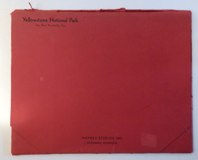 Image for Yellowstone National Park: The Red Portfolio Set