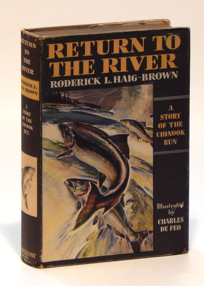 Image for Return to the River: A Story of the Chinook Run