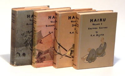 Image for Haiku in Four Volumes