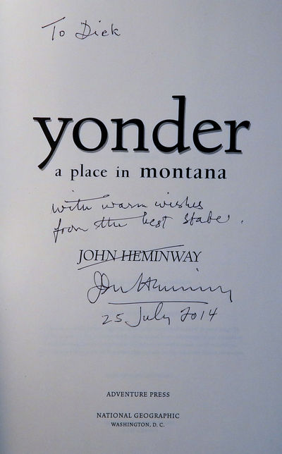 Image for Yonder: A Place in Montana