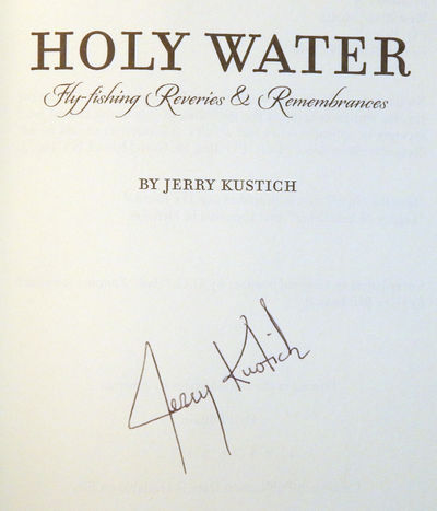 Image for Holy Water: Fly-fishing Reveries and Remembrances
