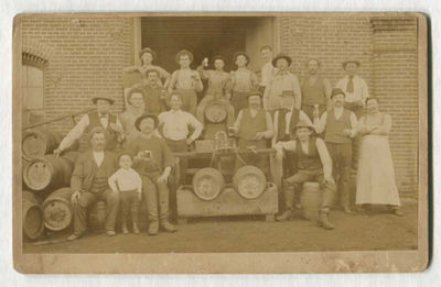 Image for Early Images of The Kessler Brewing Company