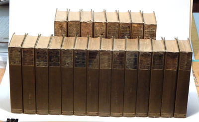 Image for The Writings of Mark Twain -- Hillcrest Edition, 22 of 25 volumes