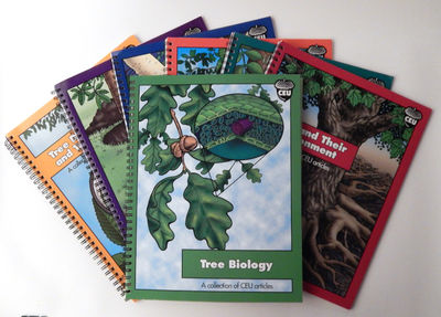 "Image for Set of seven volumes of arboriculture education manuals (""A Collection of CEU Articles"")"