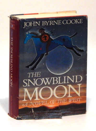Image for The Snowblind Moon: A Novel of the West
