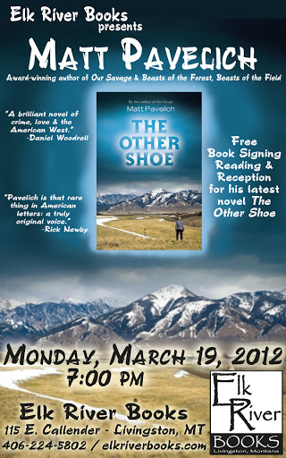 "Image for Matt Pavelich  ""The Other Shoe"" Poster, 19 March 2012"