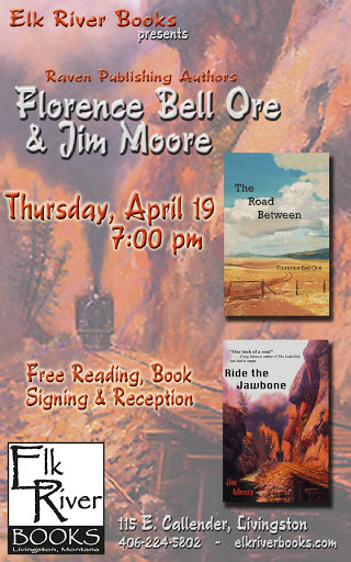 Florence Bell Ore and Jim Moore Poster, 19 April 2012