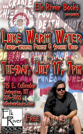 Image for Luke Warm Water Poster, 17 July 2012