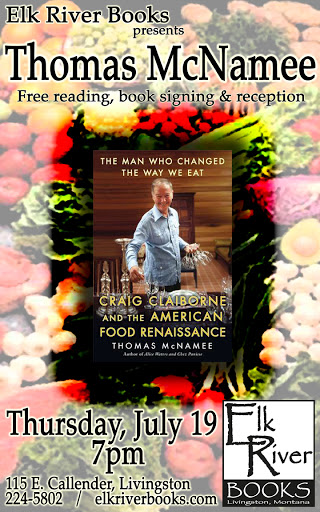 "Image for Thomas McNamee ""The Man Who Changed the Way We Eat"" Poster, 19 July 2012"