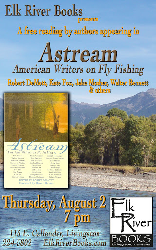 Image for Astream: American Writers on Fly Fishing Poster, 02 August 2012