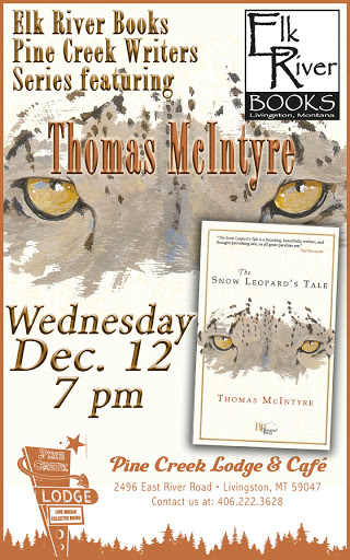Image for Thomas McIntyre Poster, 12 December 2012