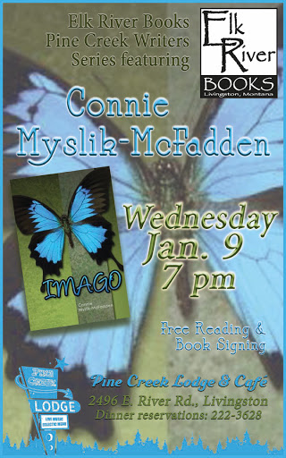 Image for Connie Myslik-McFadden Poster, 09 January 2013