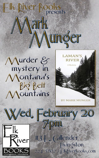 Image for Mark Munger Poster, 20 February 2013