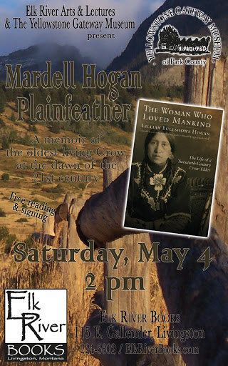 Image for Mardell Hogan Plainfeather Poster, 04 May 2013