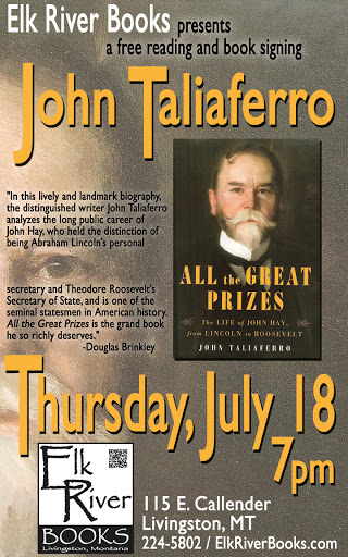 Image for John Taliaferro Poster, 18 July 2013
