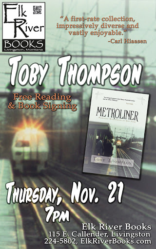 "Image for Toby Thompson ""Metroliner"" Poster, 21 November 2013"