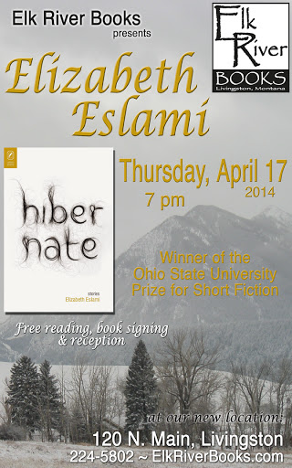 Image for Elizabeth Eslami Poster, 17 April 2014