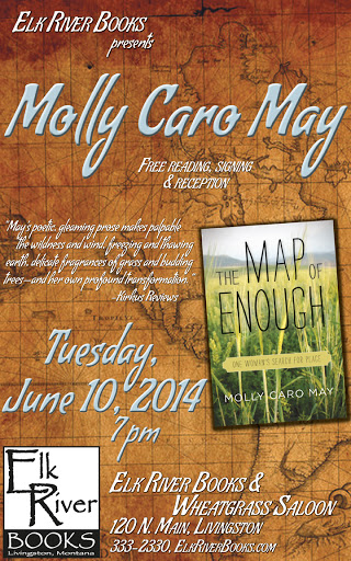 Image for Molly Caro May Poster, 10 June 2014