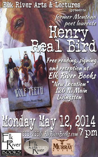 Image for Henry Real Bird Poster, 12 May 2014