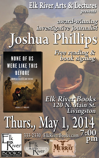 Image for Joshua Phillips Poster, 01 May 2014