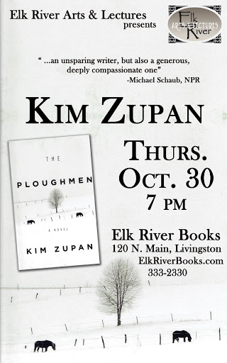 Image for Kim Zupan Poster, 30 October 2014
