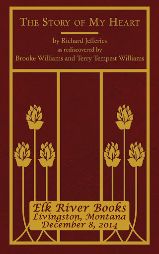 Image for Terry Tempest and Brooke Williams Poster, 08 December 2014
